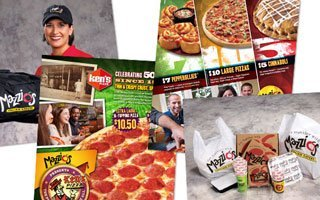 Food & Beverage Branding Strategy: Mazzio's Pizza