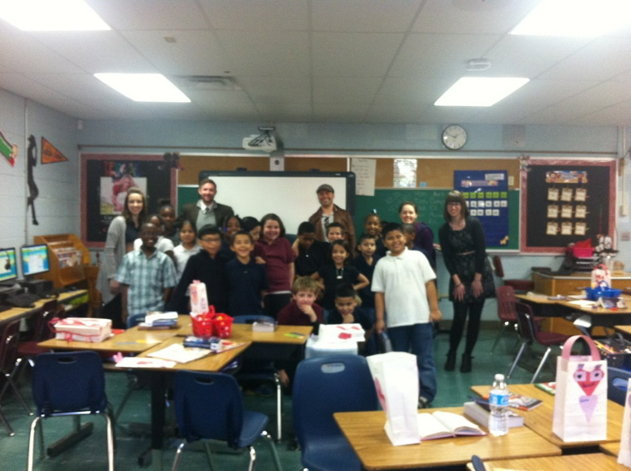 Aqua Vita & Southwestern Payroll Deliver Dictionaries to Tulsa 3rd Graders