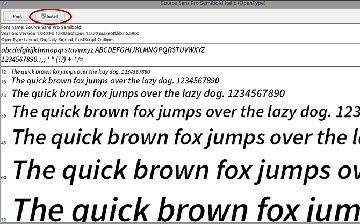How to Install Fonts (PC)