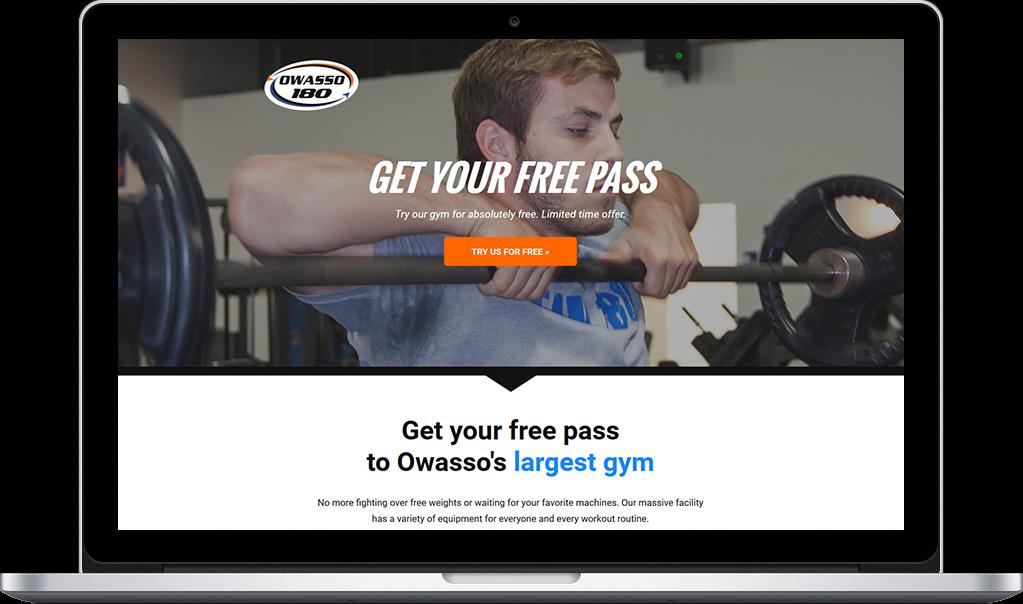 Owasso 180 Universal Fitness Complex
