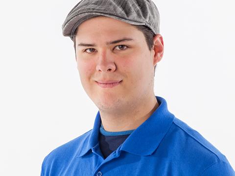Caleb Guerrero, Graphic Designer