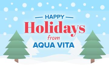 Aqua Vita Family Christmas