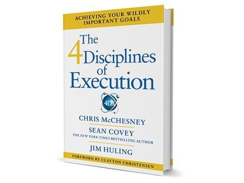 4 Disciplines of Execution, Week 100!