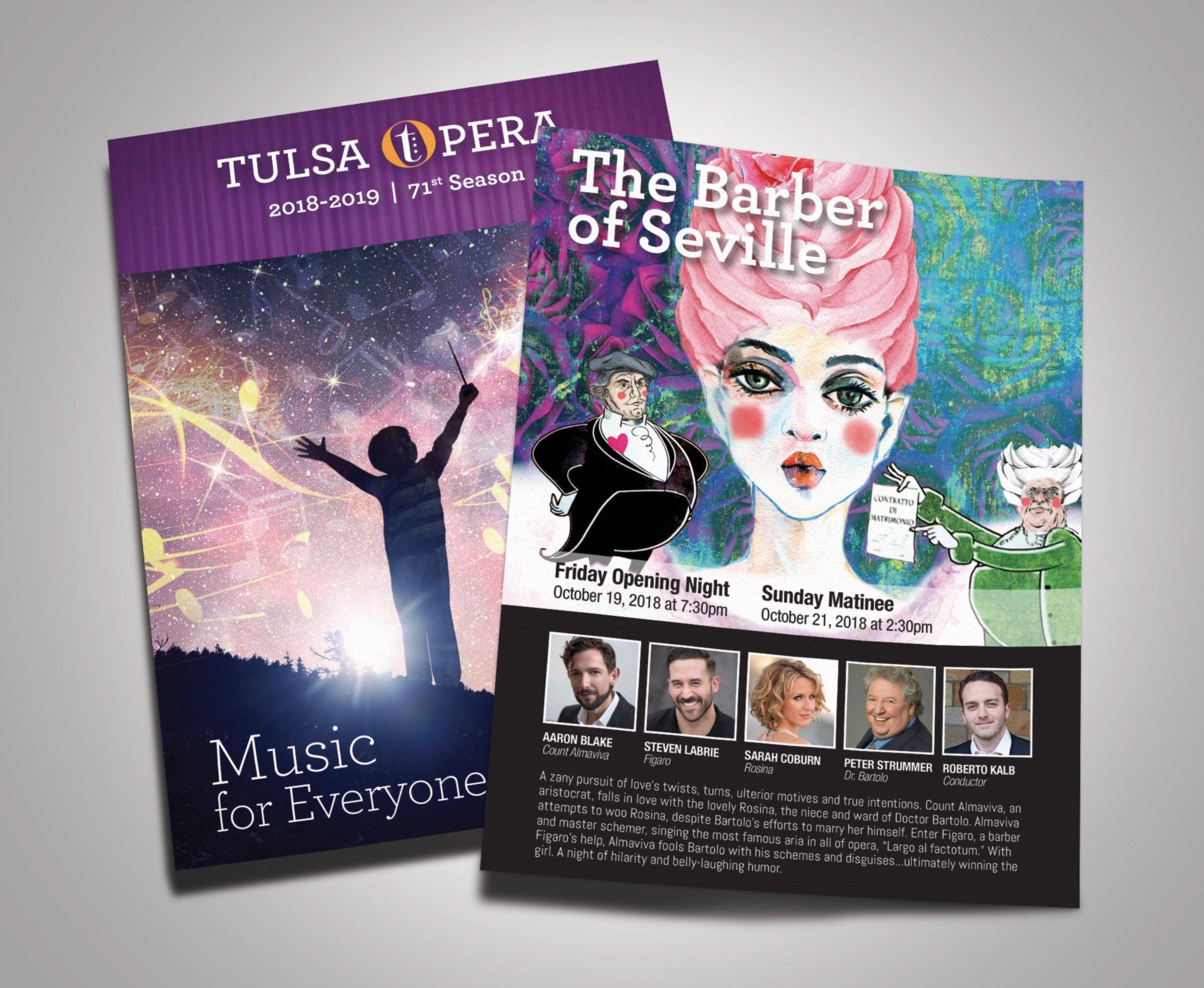 Tulsa Opera Aquisition Brochure