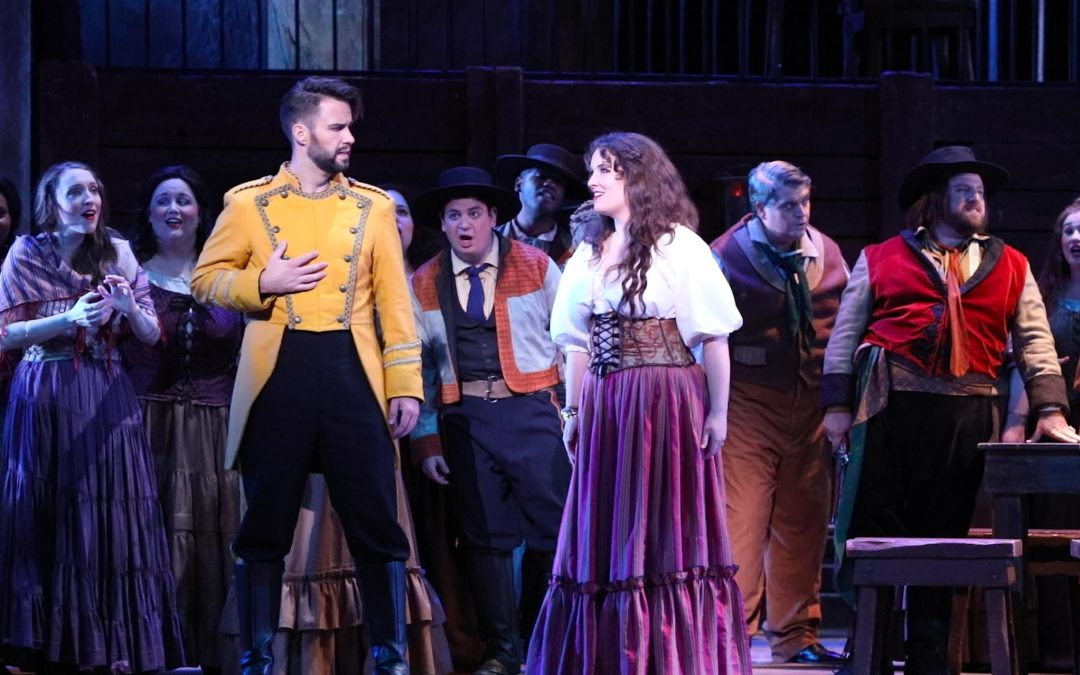 Behind the Scenes at Tulsa Opera's Carmen