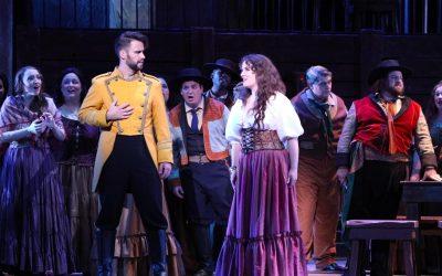 Behind the Scenes at Tulsa Opera's Carmen