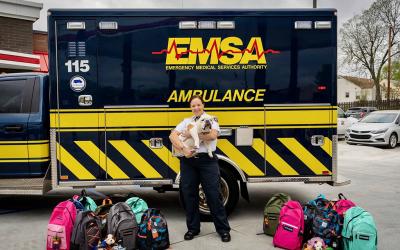 EMSA Website Design & Photography