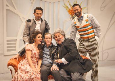 Tulsa Opera's Figaro - Full Cast & Director